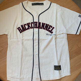 Back Channel - バックチャンネル ベースボールシャツ