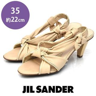 Jil Sander - ジルサンダー サンダル 35(約22cm)