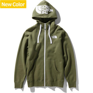 THE NORTH FACE - 【新品未使用】THE NORTH FACEリアビューフルジップフーディMサイズ