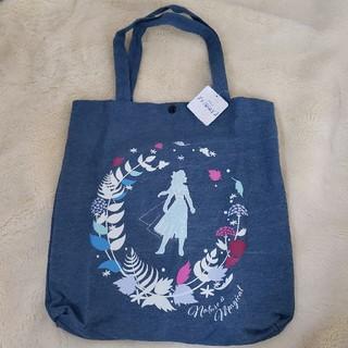アナトユキノジョオウ(アナと雪の女王)のアナと雪の女王2 プレミアムアップリケトートバッグ(トートバッグ)