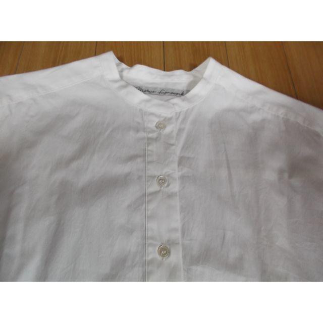 FRAMeWORK(フレームワーク)の今季・タグ付・完売・FRAMeWORKのプルオーバーシャツ レディースのトップス(シャツ/ブラウス(長袖/七分))の商品写真