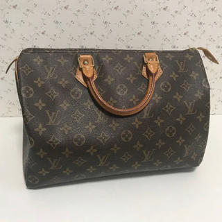 LOUIS VUITTON - ルイヴィトン スピーディ 35