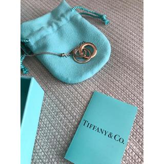 Tiffany & Co. - ティファニーネックレス美品