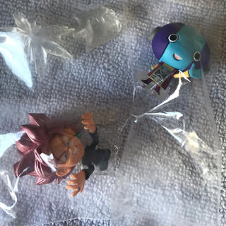 ドラゴンボール(ドラゴンボール)のドラゴンボール フィギュア 全王様 ゴクウブラック 超戦士(キャラクターグッズ)