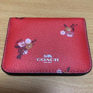 COACH - コーチカードケース