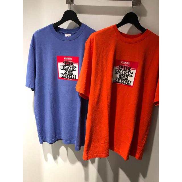 Supreme(シュプリーム)のブラックアイパッチ Tシャツ 新品未使用 メンズのトップス(Tシャツ/カットソー(半袖/袖なし))の商品写真
