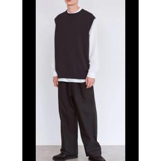 ワンエルディーケーセレクト(1LDK SELECT)のtabu様専用  graphpaper suvin vest (ベスト)