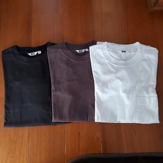 UNIQLO - UNIQLO U 長袖 Tシャツ