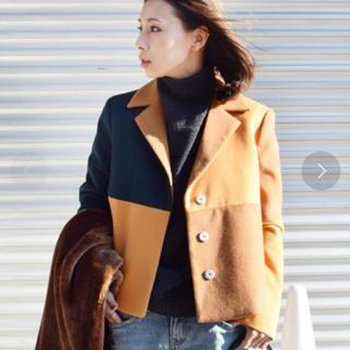 アメリヴィンテージ(Ameri VINTAGE)のameri vintage ブロックウールジャケット(その他)