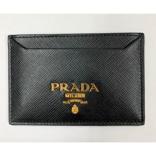 プラダ(PRADA)の【新品未使用】プラダ PRADA レディース カードケース(名刺入れ/定期入れ)