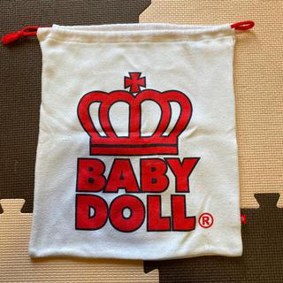 ベビードール(BABYDOLL)のBABYDOLL ベビド 巾着袋 バッグ(シューズバッグ)
