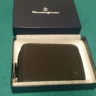 マンシングウェア(Munsingwear)のmunsingwearの小銭入れ値下げ!(コインケース/小銭入れ)