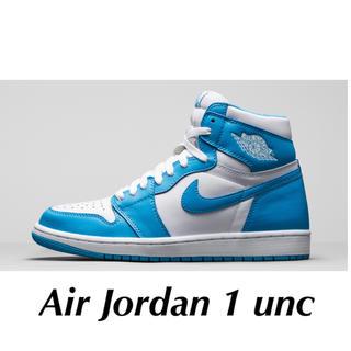 NIKE - Nike air jordan1 unc