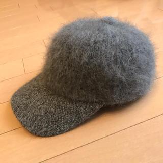ジャーナルスタンダード(JOURNAL STANDARD)のアンゴラ帽子 キャップ(キャップ)