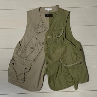 エンジニアードガーメンツ(Engineered Garments)のENGINEERED GARMENTS BEAMS PLUS 別注 MILSPO(ベスト)