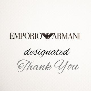 エンポリオアルマーニ(Emporio Armani)のアリス様 専用★EMPORIO ARMANI ショッパー(ショップ袋)