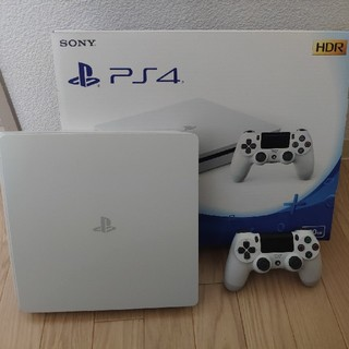 PlayStation4 - PlayStation 4 ホワイト 500GB