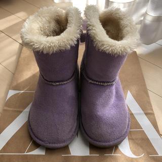 エニィファム(anyFAM)のキッズ ブーツ  anyFAM 17cm(ブーツ)