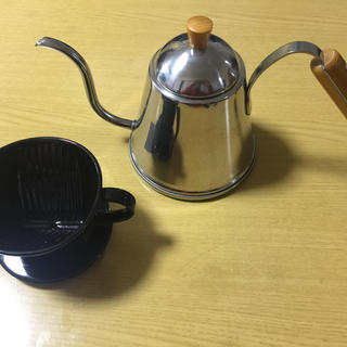 スターバックスコーヒー(Starbucks Coffee)のスターバックス ドリッパー & ケトル(調理道具/製菓道具)