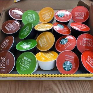 ネスレ(Nestle)の専用⭐︎ドルチェグスト詰め合わせ(コーヒー)