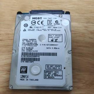 ヒタチ(日立)の使用時間短い 日立 HGST  ハードディスク 2.5インチ HDD 250GB(PCパーツ)