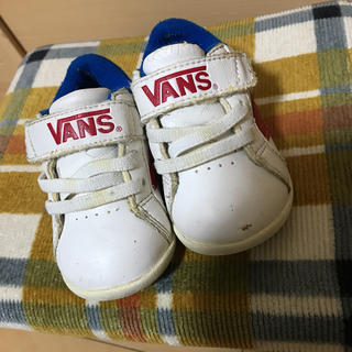 ヴァンズ(VANS)のベビー スニーカー 12cm  vans(スニーカー)