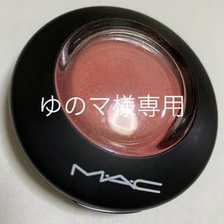 MAC - MAC ミネラライズブラッシュ デインティ