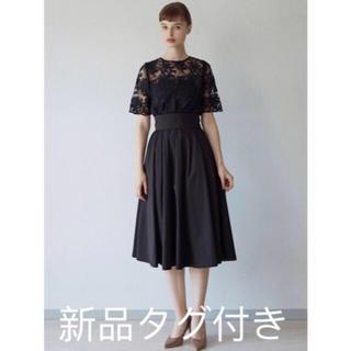 LagunaMoon -  新品タグ付き 2019SS ラグナムーン レースドレス 結婚式 M