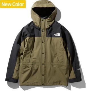 THE NORTH FACE - Sサイズ オリーブ Mountain Light jacket