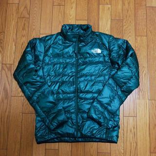 THE NORTH FACE - 美品! ザノースフェイス ライトヒートジャケット ND91701 Lサイズ