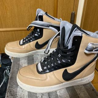 ナイキ(NIKE)のAir Force one HI SP TISCI 27.5cm Nike(スニーカー)