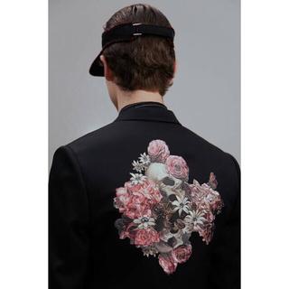 DIOR HOMME - Dior homme 17ss ヴァニタス刺繍ジャケット ディオールオム 44