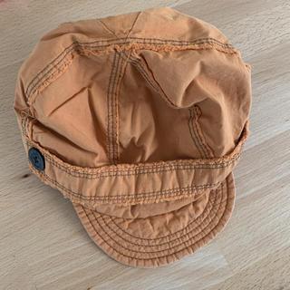ジャンクストアー(JUNK STORE)の帽子 キャスケット キャップ 茶色 綿 JUNK S(帽子)