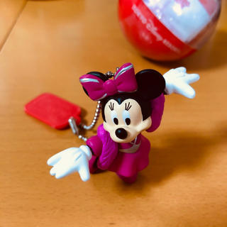 Disney - ベリーベリーミニー トイカプセル ガチャ