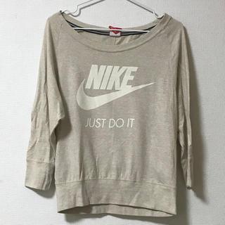 NIKE - NIKE ナイキ 長袖 薄手 レディース Sサイズ