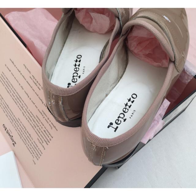 repetto(レペット)のレペット  マイケル  36.5 レディースの靴/シューズ(ローファー/革靴)の商品写真