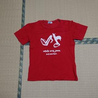エヌティティドコモ(NTTdocomo)のコラボTシャツ(Tシャツ(半袖/袖なし))