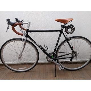 ラレー ロードバイク BROOKS 105 ミックス クロモリ(自転車本体)