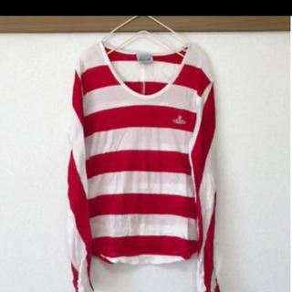 ヴィヴィアンウエストウッド(Vivienne Westwood)のヴィヴィアンウエストウッド マン Tシャツ ボーダー(Tシャツ/カットソー(七分/長袖))