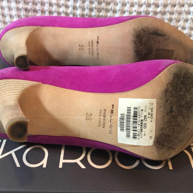 DEUXIEME CLASSE(ドゥーズィエムクラス)のPELLICO パンプス レディースの靴/シューズ(ハイヒール/パンプス)の商品写真