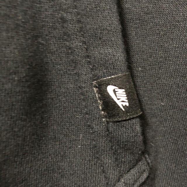 NIKE(ナイキ)のnikeナイキパーカー スウッシュビックロゴパーカー L メンズのトップス(パーカー)の商品写真