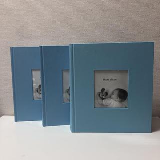 マークス(MARK'S Inc.)のフォトアルバム 3冊セット(アルバム)