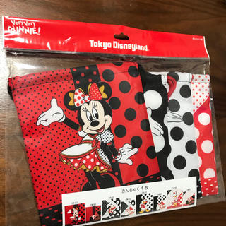 Disney - バラ売り ディズニーランド ベリーベリーミニー きんちゃく 巾着