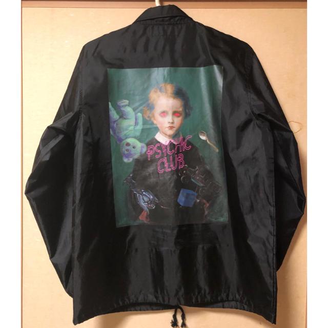 MILKBOY(ミルクボーイ)のMILKBOY PSYCHIC BOY コーチジャケット メンズのジャケット/アウター(ナイロンジャケット)の商品写真