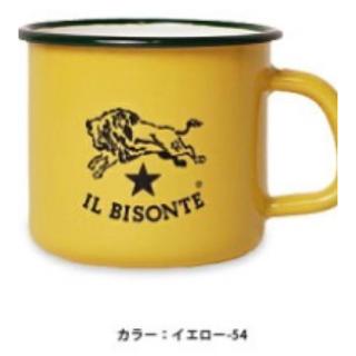 IL BISONTE - IL BISONTE  ホーローマグカップ