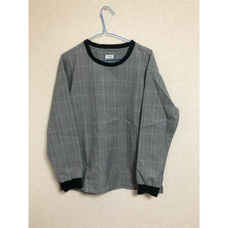 ブラウニー(BROWNY)のブラウニー ロンT チェック(Tシャツ/カットソー(七分/長袖))