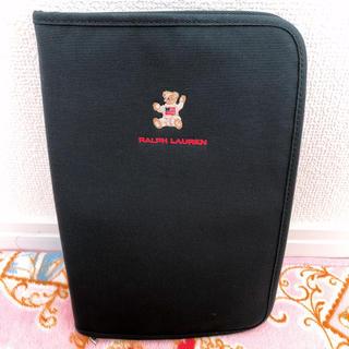 ラルフローレン(Ralph Lauren)のRALPHLAUREN♡レア!ポロベア母子手帳ケース(母子手帳ケース)