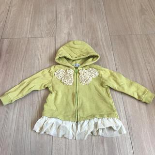 ハッカベビー(hakka baby)のパーカー(ジャケット/上着)