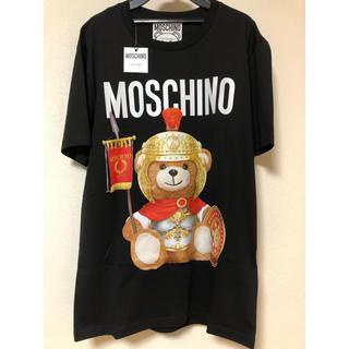 モスキーノ(MOSCHINO)のモスキーノ テディベア鎧新作Tシャツ(Tシャツ(半袖/袖なし))