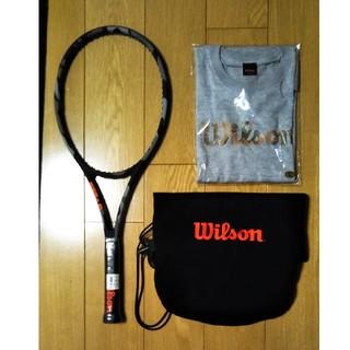 ウィルソン(wilson)の未使用 限定Wilson ProStaff 97L CAMO Edition(ラケット)